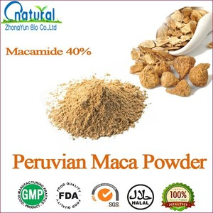 100% Peruvian Natural Maca Extract Powder