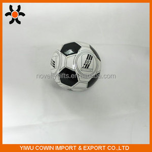 3CW0264 Hot sale promotional PU soccer sporting goods