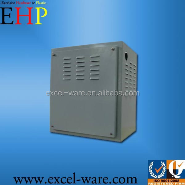 shenzhen oem factory price custom power supply electrical distributing enclosure box