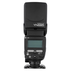 YONGNUO YN685 i-TTL HSS Speedlite Support YN622N RF603 YN-560 Radio Systems Slave Modes Manual Flash for Nikon