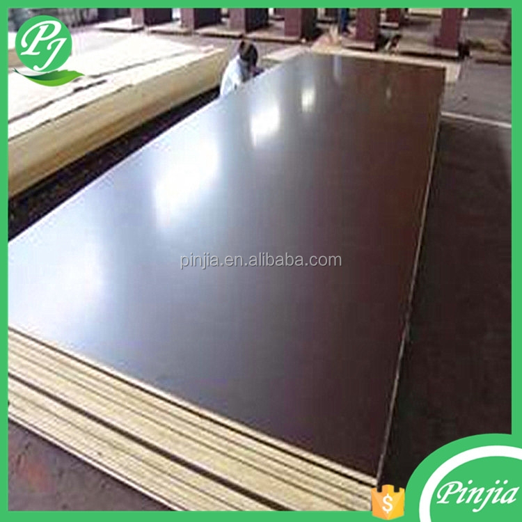 linyi outdoor usagemarinefilmfacedconcrete formwork plywood for construction
