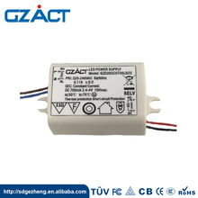 Low Ripple 1-3W 3V 700mA Constant Current Led Driver
