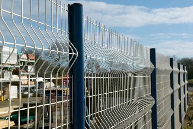 Cancelli e recinzioni recinzione da giardino in plastica metallo