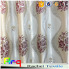 New design-mid asia, mid east market cheap silk soft polyester for curtain livingroom, bedroom- own factory
