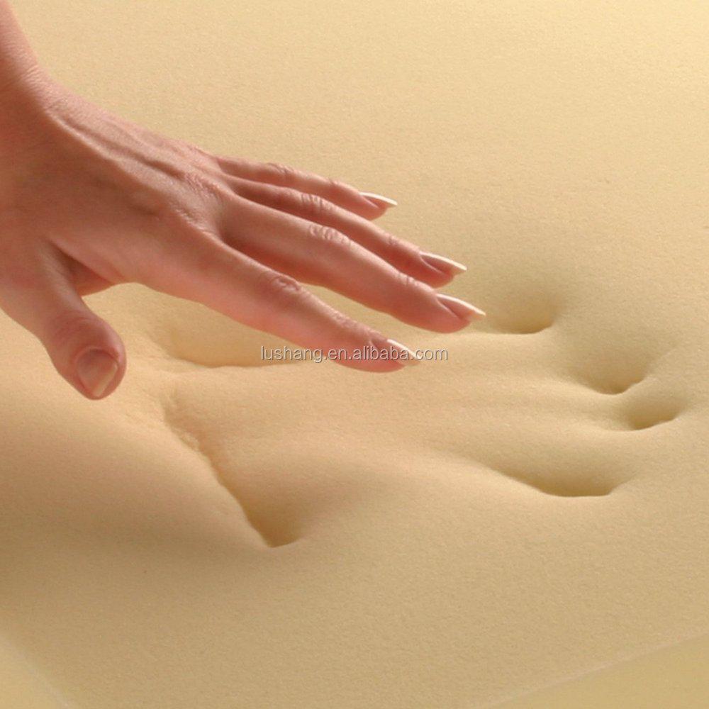 Slat Folding Rollaway Bed with Memory Foam mattress Twin size
