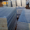 High quality steel grating, hot dip galvanized steel bar grating