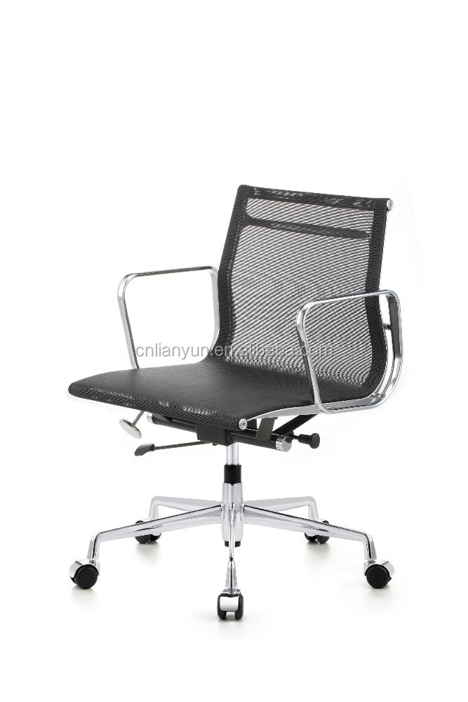 China Office Lower Back Original Executive Aluminium Mesh Chair