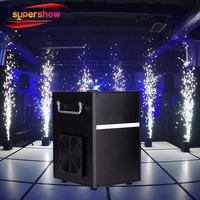 ali baba express new products fire sparklar machine stage effect for dj wedding