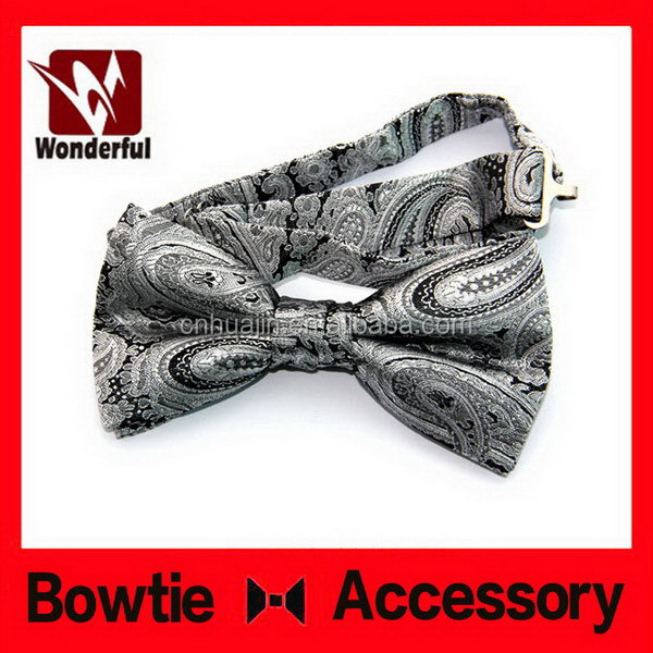 Top quality OEM bow tie for lady