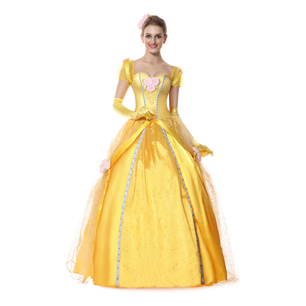2017 halloween party prinzessin bella wonder mädchen kostüm