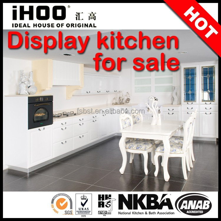 Display Kitchen Cabinets For Sale: Showroom Display Kitchen Cabinet For Sale Blum Hardware