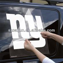 Customized car window decal sticker