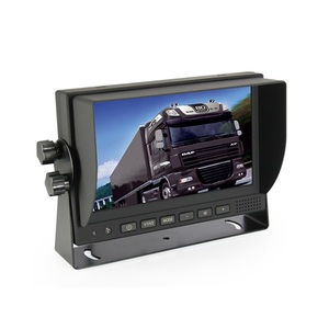 Bus rearview monitor car rear view monitoring system for truck/coach/marine/excavator/agricultural
