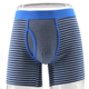 good quality cheap price men underwear boxer with fly opening pockets