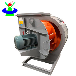 Factory Price 0.75KW 380V Direct-Drive Motor Centrifugal Blower Fan
