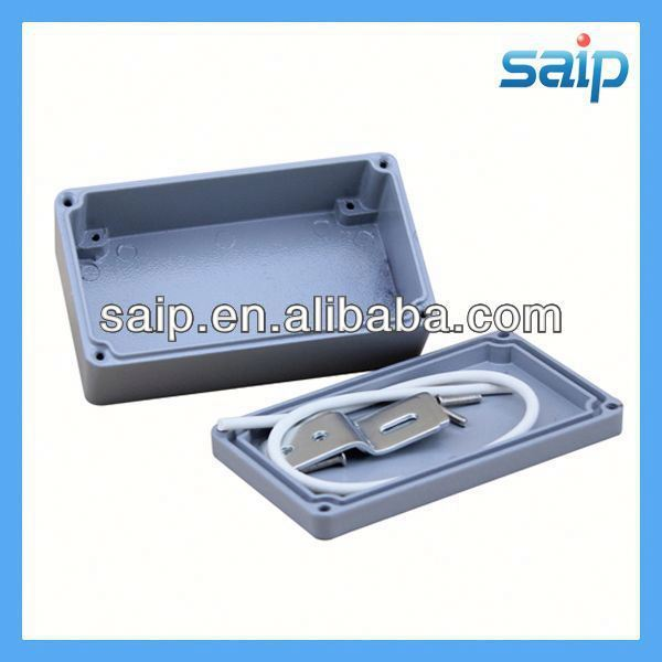 2014new aluminium battery box 160*100*65