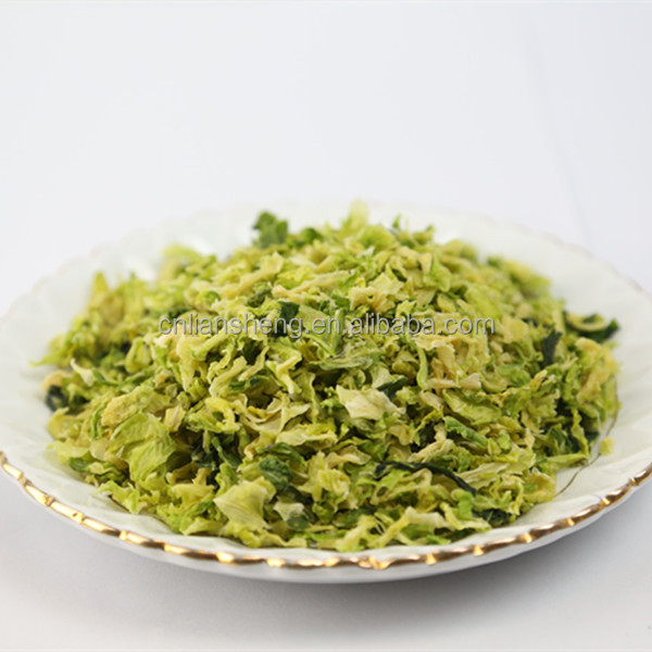 New Crop Of Bulk Dried Cabbage Flake
