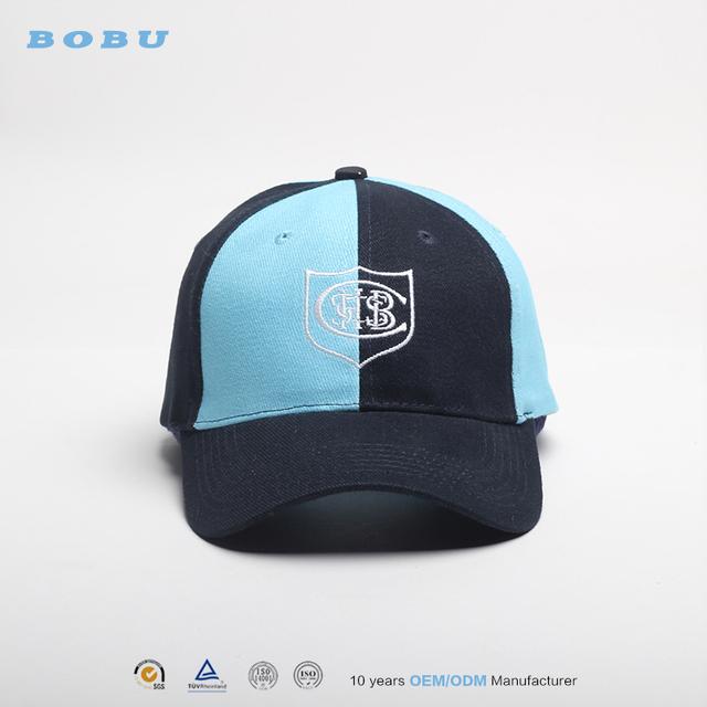 Fábricas de gorras en china gorra de béisbol de etiqueta privada sombrero  ... 654438eda7d