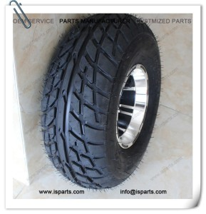 Front tire 19*7-8 with wheel for 4*4 buggy atv