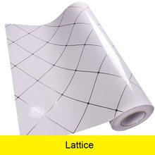 Жемчужно-белый DIY декоративная пленка ПВХ самоклеющаяся настенная бумага мебель ремонт наклейки кухонный шкаф водонепроницаемые обои(Китай)