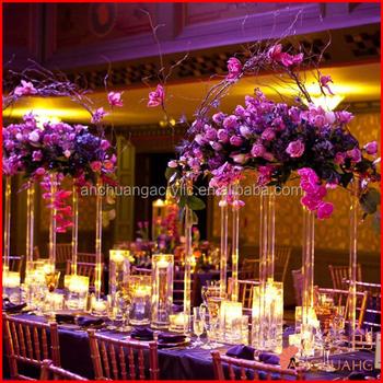 Wedding Decoration Table Centerpiece Buy Bling Wedding Centerpiece
