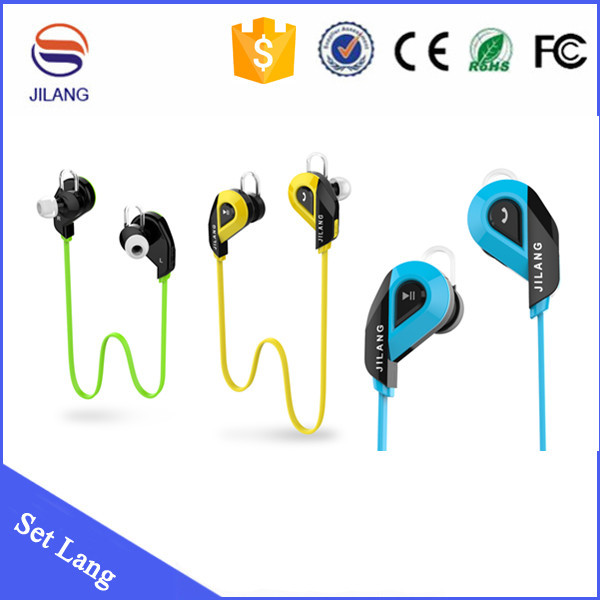 Super Mini & Micro Bluetooth Earphone in-ear Stereo Sports Running Headphones Headset Earphone For iPhone