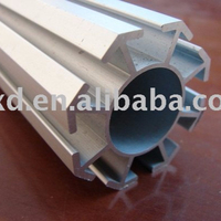 aluminium extrusion profile exhibition stands material