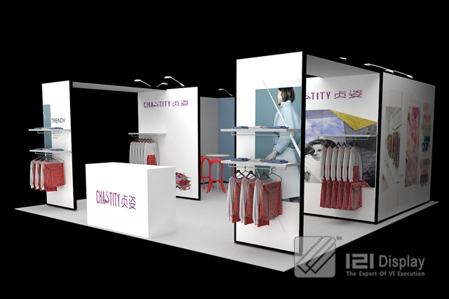 Exhibition Booth Cost : Economical diy modular exhibition booth display