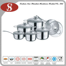 Most popular 12pcs pyrex glass cookware