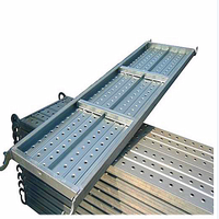 Metal Scaffold Galvanized Steel Planks with Catwalk