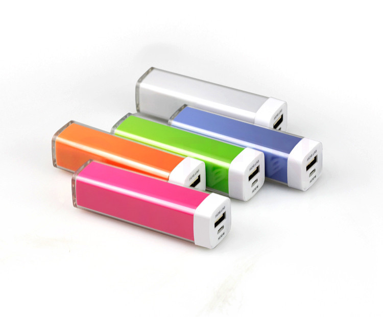 2800mAh Power Bank External Battery Charger For HT