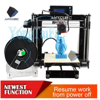 2016 Anycubic 3d printing machine new product Prusa i3 X 3d printer machine