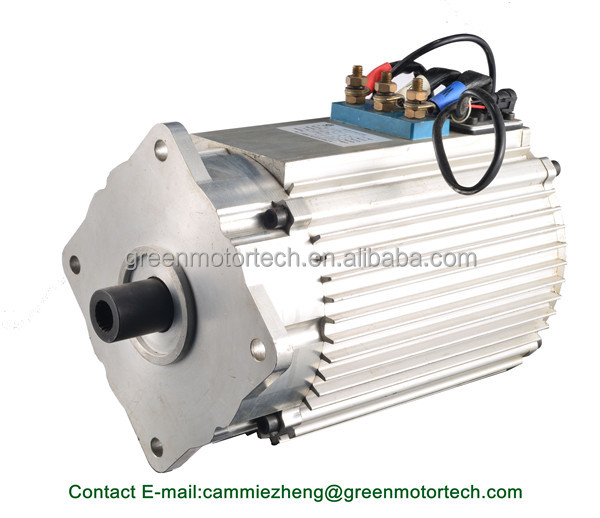 Drive Motor For Electric Car Three Phase Ac 48v 5kw