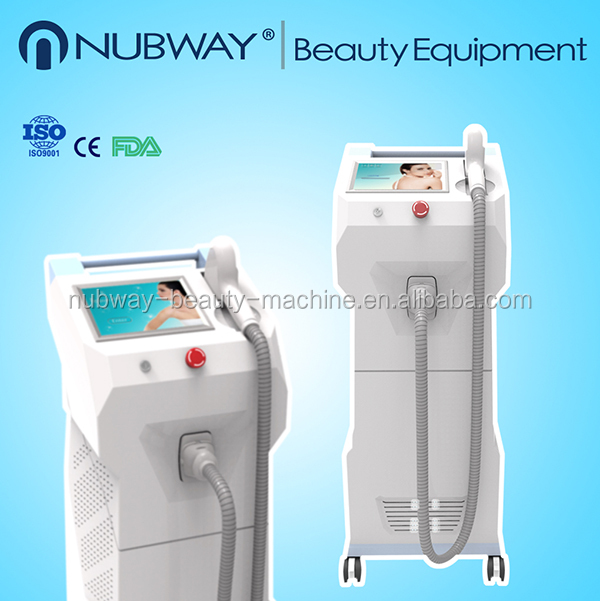 Painless lip face and body quick hair removal loss lamis diode laser