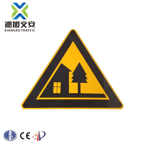 Road Sign Boards Making Machine/Traffic Signs in English/Metal Sign