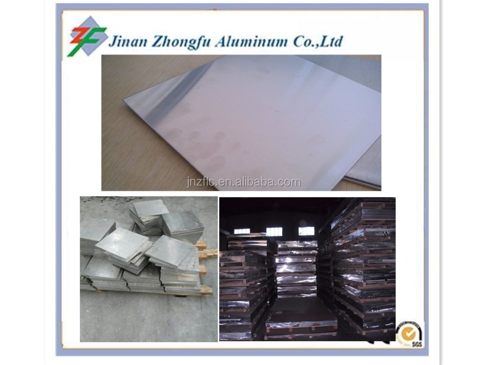 Large stock mill finish 5083 H111 aluminum sheet plate supplier