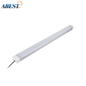 Hot Sale Ip65 Induction Weatherproof Fluorescent Led Lamp Lighting Fixture From Alibaba Website