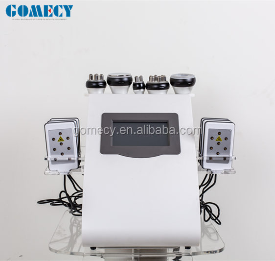 Save More!!! Portable 6 in 1 various function for your option with lipo slimming Cavitation shape Rf lifting.jpg