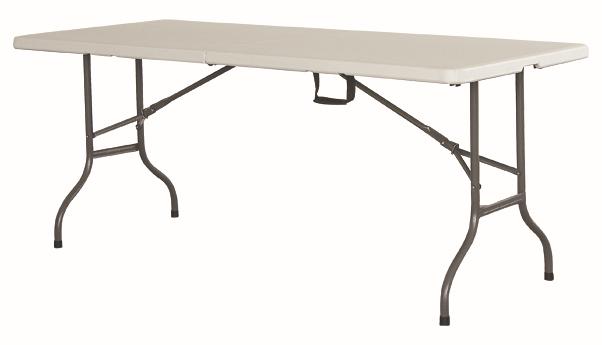 wholesale 6ft rectangle banquet outdoor plastic folding table for sale buy folding tables for. Black Bedroom Furniture Sets. Home Design Ideas