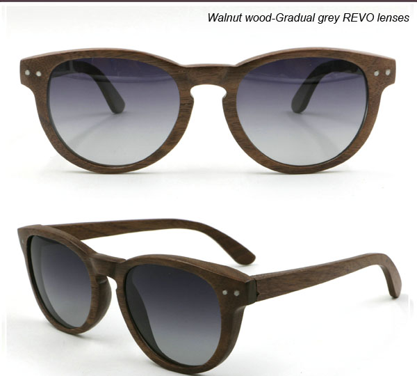 2016 New Fashion Frame Wood Sunglasses Temples Comfortable Eyewear ...
