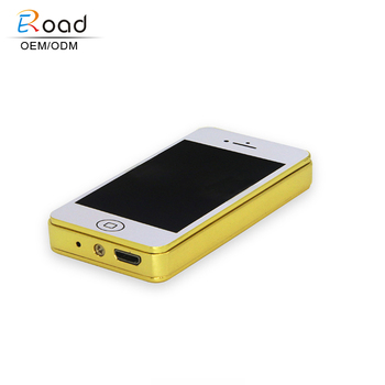 Eroad Birthday Gifts For Husband Lighter Electronic Mobile Phone Shape
