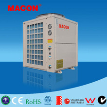 MACON top fan air to water heat pump r407