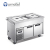 Buffet Cold Meal Refrigerated Trolley 3 GN 1/1 Movable Commercial Hotel and Hospital Kitchen Catering Equipment