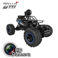DWI New Trend Rock Crawler Remote Control New Cars 4x4 with Camera WIFI FPV VR