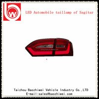 LED rear lamp light for Volkswagen Jetta Sagitar 2012