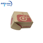 BE type 5-ply custom packaging carton boxes for shipping wine glasses