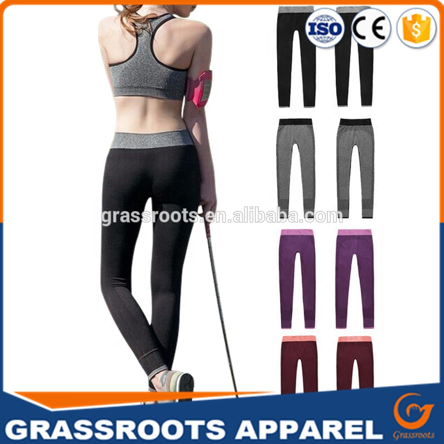 Women Sports Legging Yoga Pants Breathable Quick Dry Running Fitness Sport Tights Elastic Waist Sports Gym Leggings Trousers