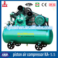 KA-5.5 air conditioner compressor r22 gas/electric piston air compressor