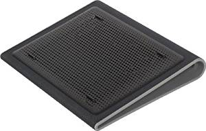 Targus Lap Chill Mat for Laptop, Black/Gray (AWE55US) Color: Black with Gray, Model: AWE55US, Electronic Store