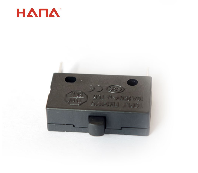 HANA stocks hot sale 16A hair dryer micro switch